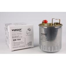 Фільтр паливний MB Sprinter/Vito CDI OM611/612 WUNDER (WB-704)