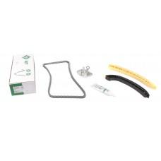Комплект ланцюга ГРМ Skoda Fabia/Roomster 1.2i 03-15 INA (559 0077 10)