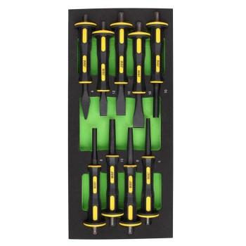 Набор зубил Т-образных EVA JBM 9 предметов (12003)