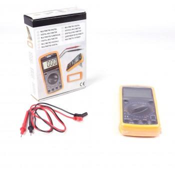 Цифровой мультиметр тестер вольтметр JBM (40942)