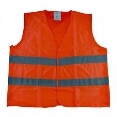 Жилет світловідбиваючий (помаранчевий) JBM (50654)