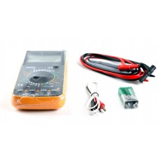 Цифровой мультиметр тестер вольтметр JBM (50942)