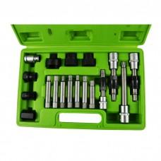 Набор инструмента JBM для зняття шківа генератора (51259)