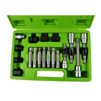 Набор инструмента JBM для снятия шкива генератора (51259)