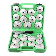 Набір насадок для масляних фільтрів JBM 23 предметів (51332)