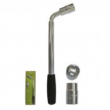 Ключ колісний розсувний JBM (21mm / 23mm, 17mm / 19mm) (51416)