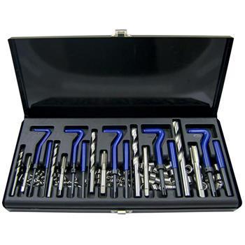 Набор инструмента для восстановления резьбы (115 предметов)  JBM (51896)