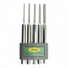 Набір вибивачів JBM 5 предметів (52013)
