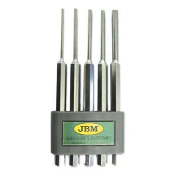 Набор выколоток JBM 5 предметов (52013)