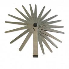 Набор щупов метрических  JBM (19 шт) (0.05-1mm) (52433)