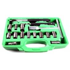 Набір інструменту для притирання сідел дизельних форсунок JBM (52813)