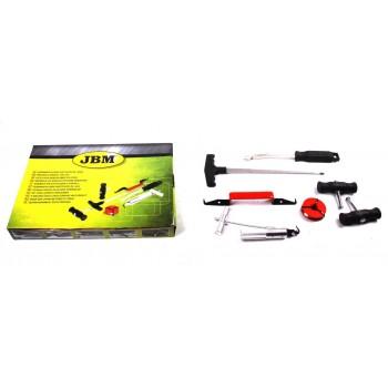 Набор инструмента для снятия и установки стёкол JBM (53232)