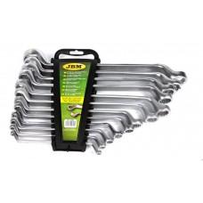 Набір ключів колінчастих JBM (12 шт) (6-28, 30х32 мм) (50889)