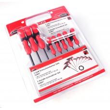 Набір викруток VIGOR 8 шт (Torx з Т- подібною ручкою)  (V1410)