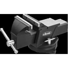 Тиски слесарные VIGOR поворотные (2.5 тонн) (V6150)