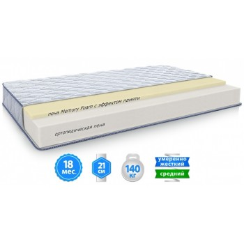 Матрац Sleep&Fly Silver Edition OZON 160х200 см (2003961602007)