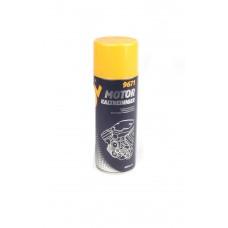 Засіб для очищення двигуна від масла і пригорілих рідин Mannol Motor Kaltreiniger (450ml) (9671)
