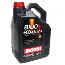 Моторне масло Motul 8100 Eco-clean+ 5W-30 5 л (101584)