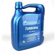 Моторное масло Aral Turboral 10W40 5л (22105)