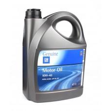 Моторное масло GM Motor Oil 10W-40 5 л (1942046)