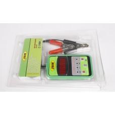 Тестер для акумуляторів JBM (цифровий) 7-15V (51816)