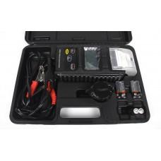 Тестер для акумуляторів JBM цифровий с принтером 12-24V  (52233)