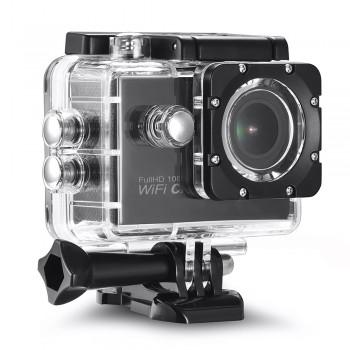 Водонепроникна спортивна екшн камера JBM 4K Wi Fi (53865)