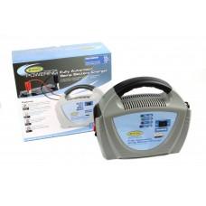 Зарядний пристрій з функцією швидкої та інтелектуальної зарядки Ring (RECB208)